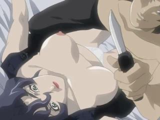 appealing brunette hentai