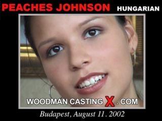 Peaches Johnson casting