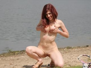 Super hot beach amateur beach sex action
