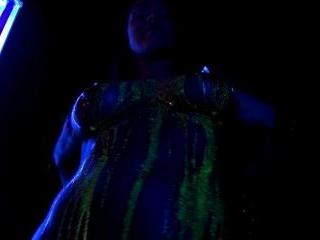Nikki Black Light Pony Video