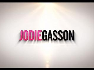 Jodie Gasson Website Preview