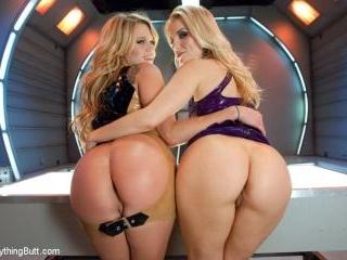 Butt Sluts: Ashley Fires and Aiden Aspen