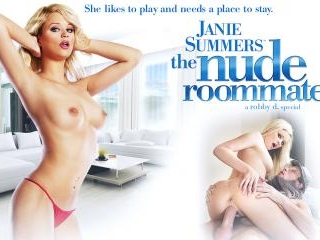 Janie Summers The Nude Roommate