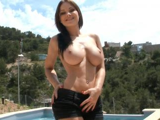 Juicy Ass and Big Tits In Spain!