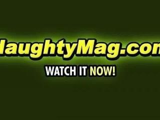 Gia on NaughtyMag.com