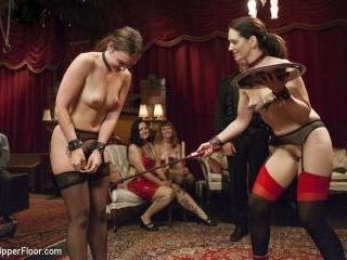 Sarah Shevon\'s Return and Jodi Taylor\'s Initiation