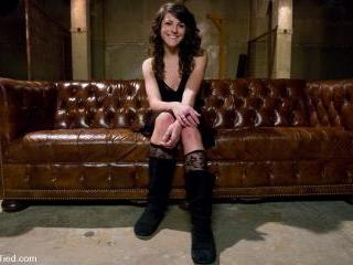 Amateur Casting Couch: Ivy Brook