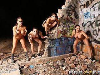 S.L.U.D.S. - Subhumanoid Lesbian Underground Dwell