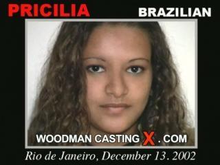 Pricilia casting