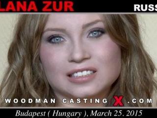Milana Zur casting