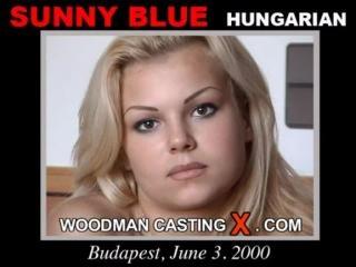 Sunny Blue casting