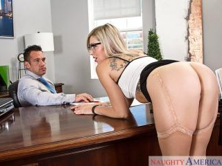 Naughty Office - Zoey Monroe & Johnny Castle
