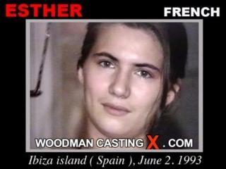 Esther casting