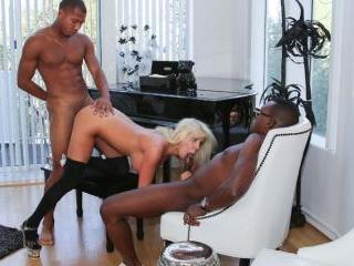 Blacks On Blondes - Savannah Stevens