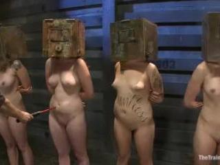 4 Girl AuditionsDay 1 | Kink.com