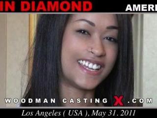 Skin Diamond casting