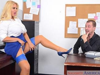 Naughty Office - Karen Fisher & Jessy Jones