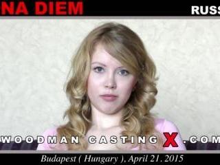 Anna Diem casting