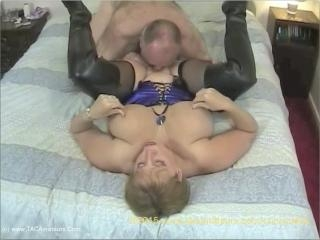 Thigh Boot Humping Pt1