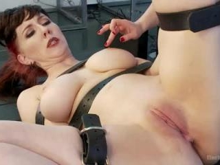 You Do Have A Robot Pussy!! A DP Electro Scene wit