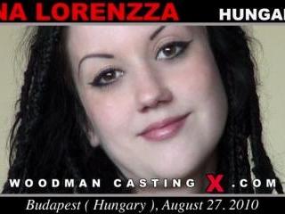 Gina Lorenzza casting