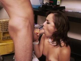 Superman XXX: A Porn Parody - Alexis & Kristina