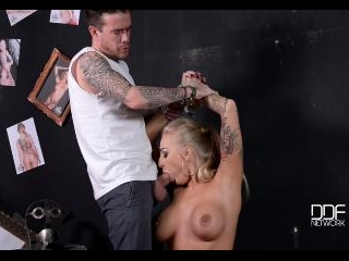 He Pricked That Twat: Hardcore Fetish In The Tatto