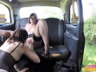 Double Dildo Hot Strap On Action