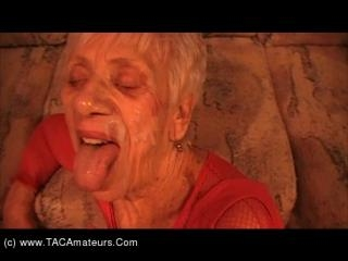 Granny Marge Couch Fuck Pt3