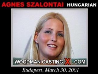 Agnes Szalontai casting