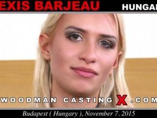 Alexis Barjeau casting