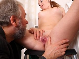 Sveta and her lover bring an older friend who love
