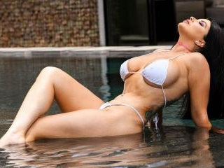Pounded By The Pool