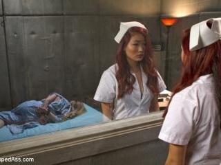 18 Year Old Night Nurse