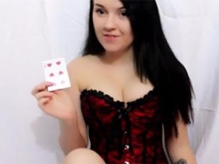 Camgirl Aerie Playing With Herself