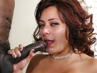 Mali Luna Begs For A Thick Black Cock Deep In Her