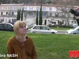 Porn Casting of an amateur girl found in the stree