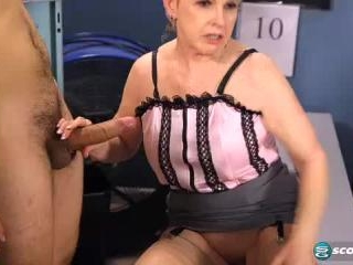 Jewel in 60something Jewel\'s Threesome With Two 2