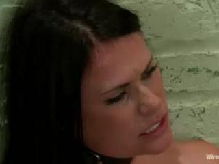 Busty Brunette in for a Sure Shock Fuck | Kink.com