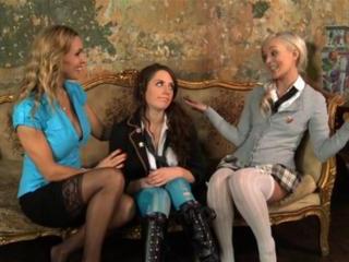Tanya Tate,  Samantha Bentley and  Faye Taylor in