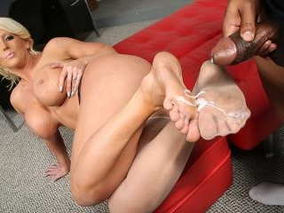 Alura Jenson - Black Meat White Feet