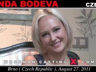 Linda Bodeva casting