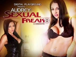 Audrey: Sexual Freak 8