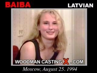 Baiba casting