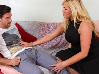 British housewife fucking and sucking her ass off