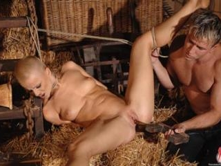 Slave in the Hay [Part 1]