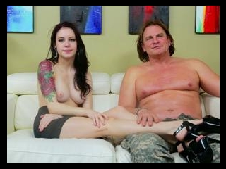 BTS-I Blackmailed My Stepdaughter\'s Ass