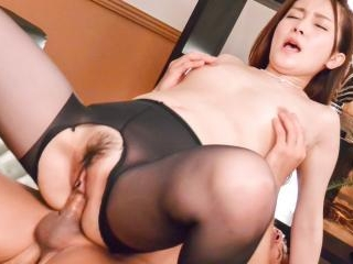 Misuzu Tachibana delights with cock in her tiny pu