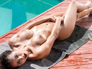 Poolside Pleasure