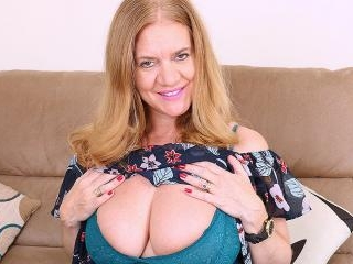 Big breasted British housewife getting very naught